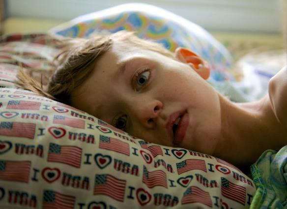 Aidan Back Surgery 0109