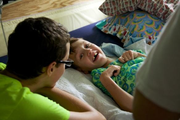 Aidan Back Surgery 0131